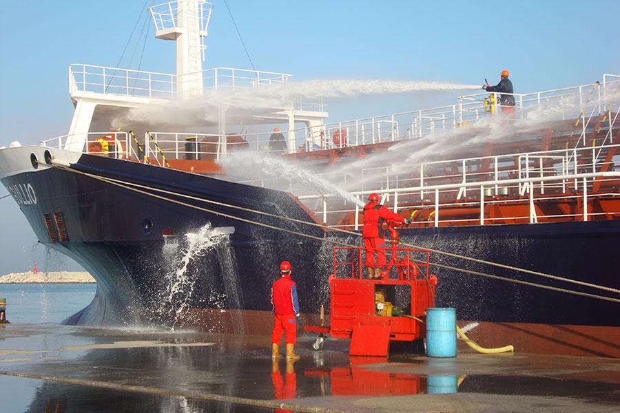 Antincendio marittimo